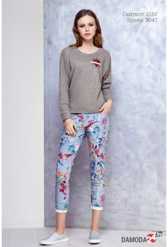 Джемперы (кофты, свитера) Lea Lea 2182