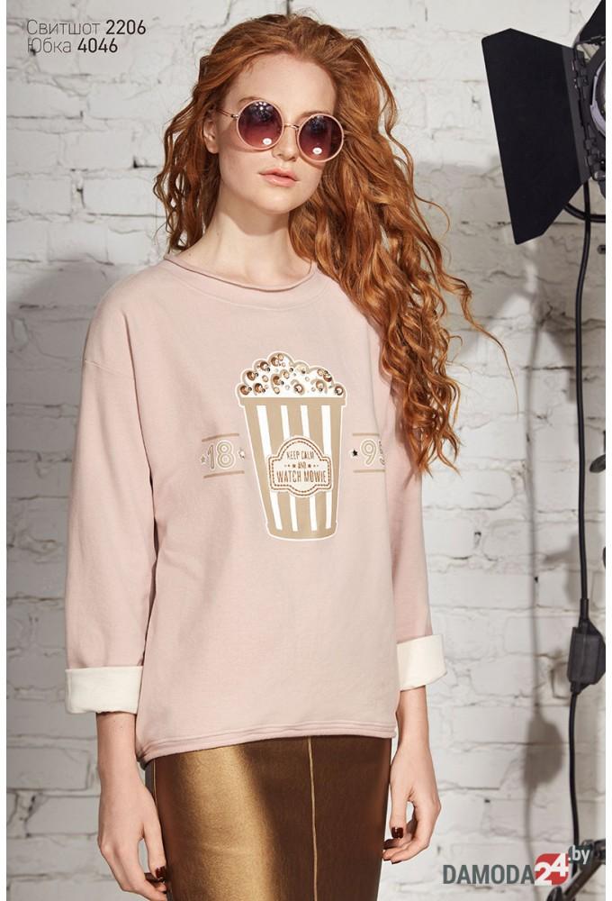 Джемперы (кофты, свитера) Lea Lea 2206
