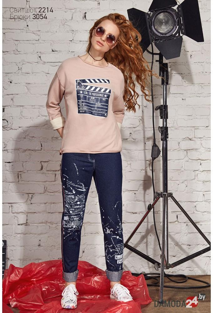 Джемперы (кофты, свитера) Lea Lea 2214