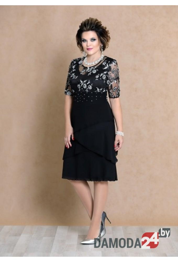 Вечерние платья Mira Fashion 4502