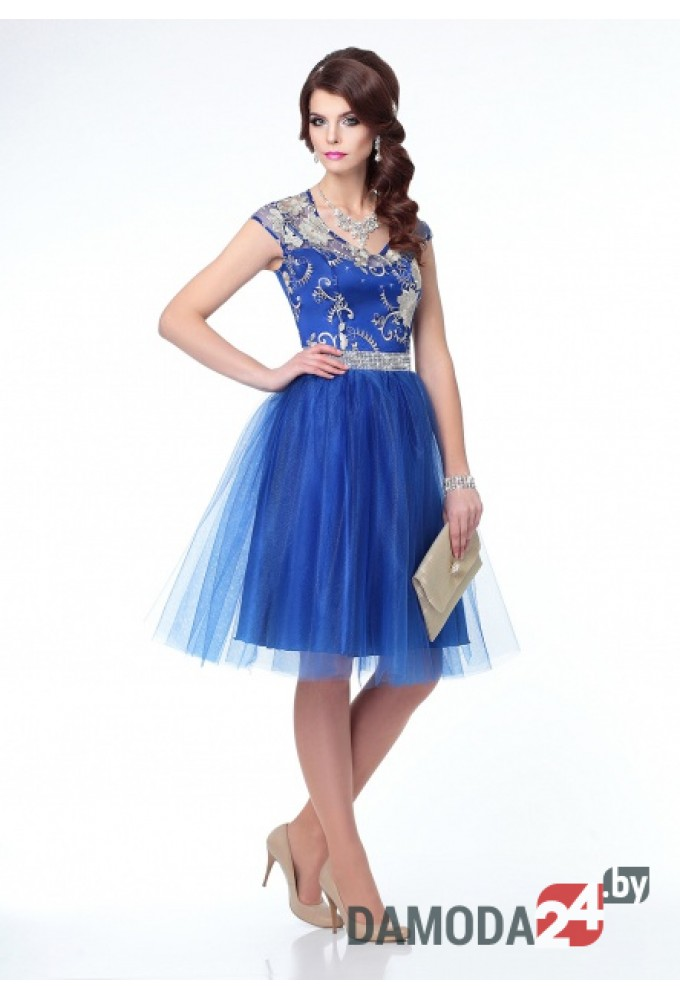 Вечерние платья Mira Fashion 4032