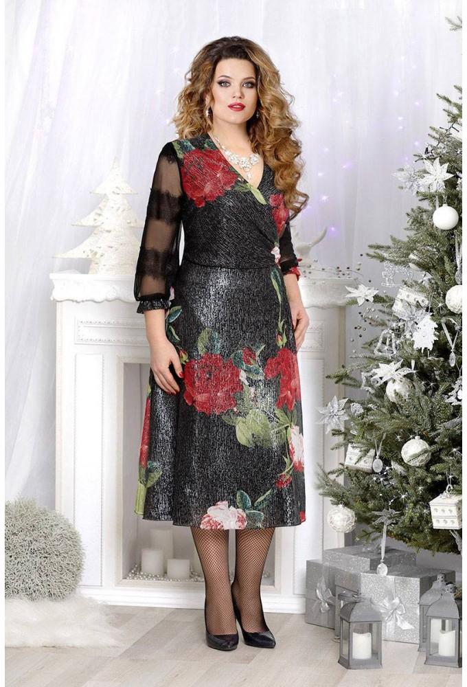 Вечерние платья Mira Fashion 4539